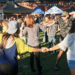 people dancing at Humboldt Hoptoberfest 2014